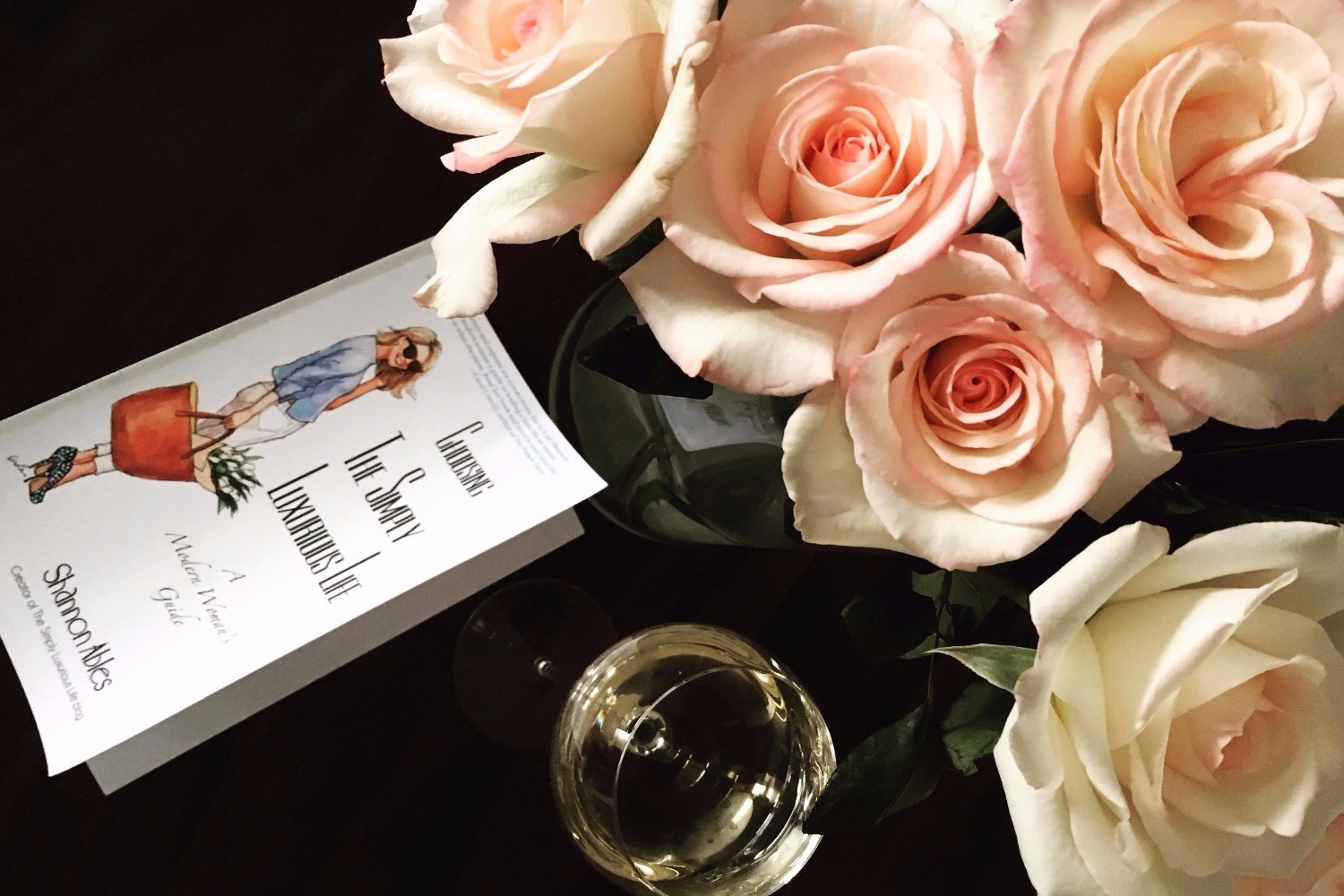 Book Review Choosing The Simply Luxurious Life Blog