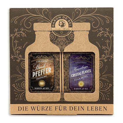 2er BIO Geschenkset - Salz und Pfeffer
