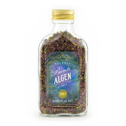 Bunte Algen Flakes