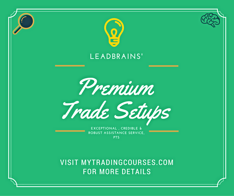 Premium trade Setups | LeadBrains