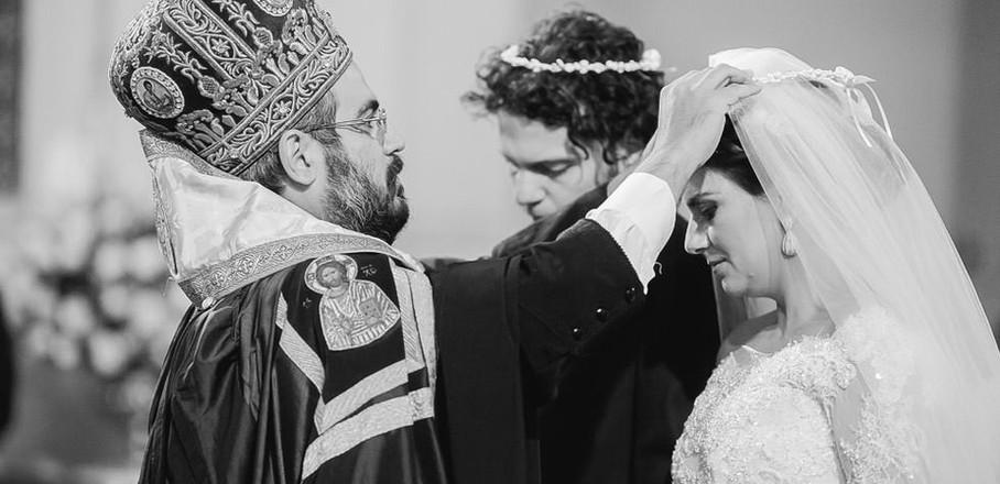Paula e Luis Eduardo - Ortodoxa