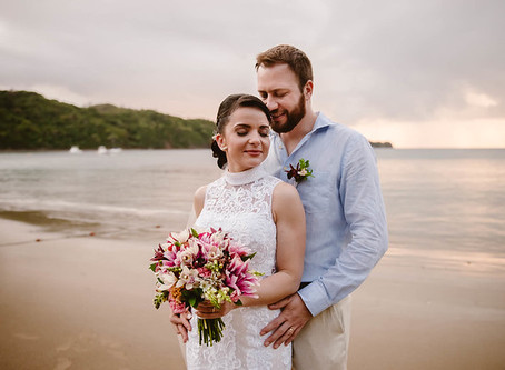 Juliana + Felipe - Costa Rica