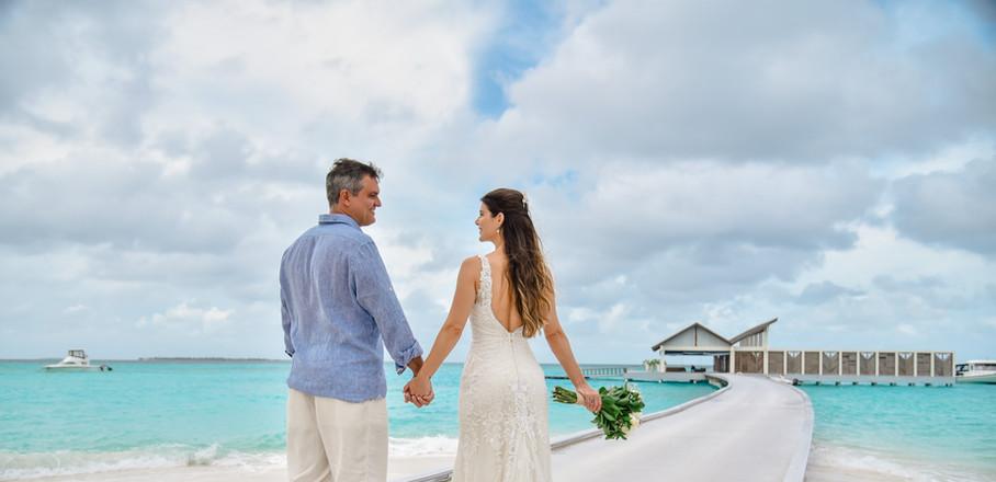Maldivas - Fernanda e Daniel