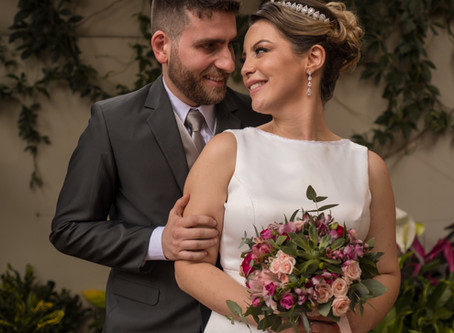 Tati + Felipe - Mini Wedding