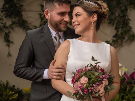 Tati + Felipe - Mini Wedding