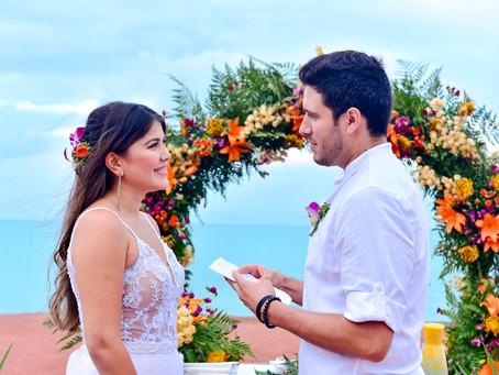 Isabele + Pablo | Elopement Wedding - Pipa - Rio Grande do Norte