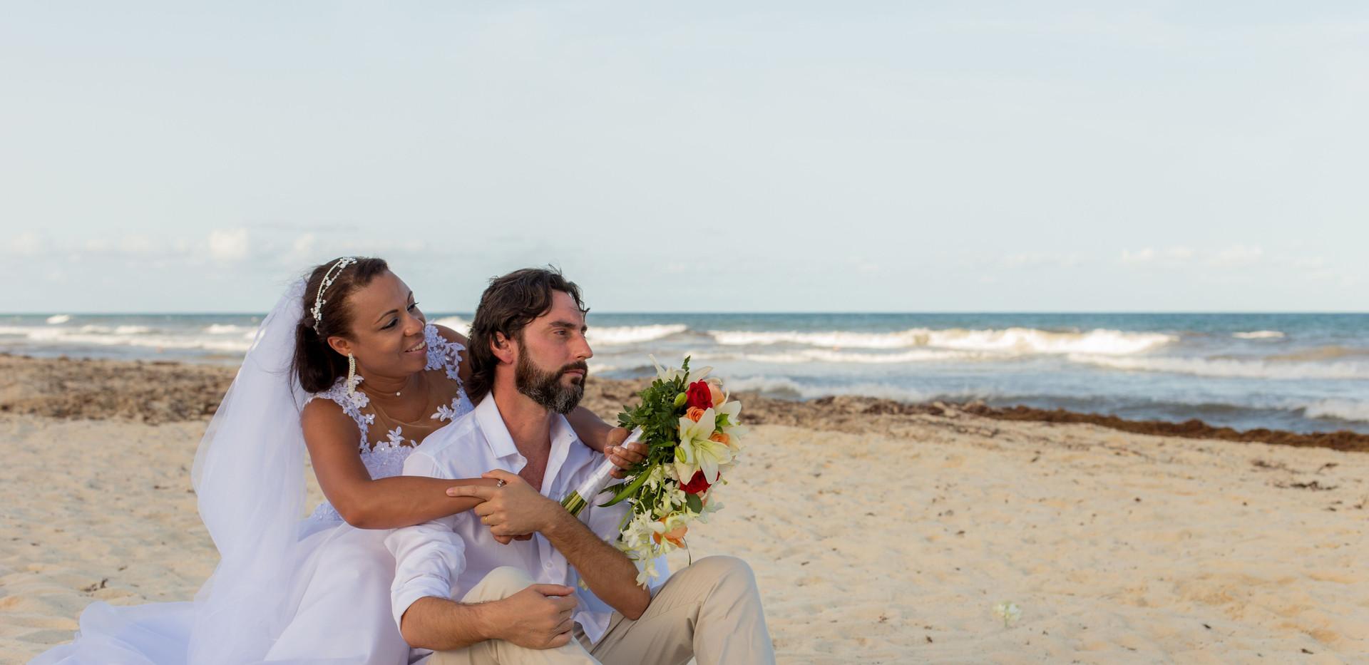 Vivi + Renato - Cancun