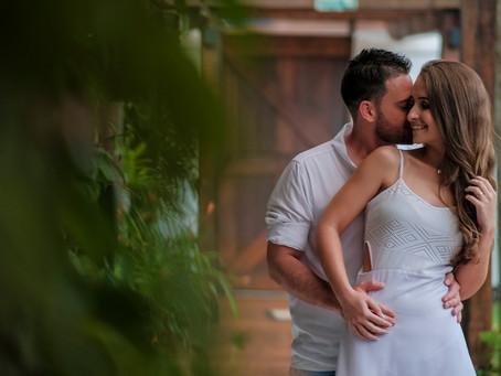 Pré Wedding na Chuva