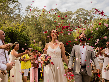 Silvia + Arnaldo - Pic Nic Wedding