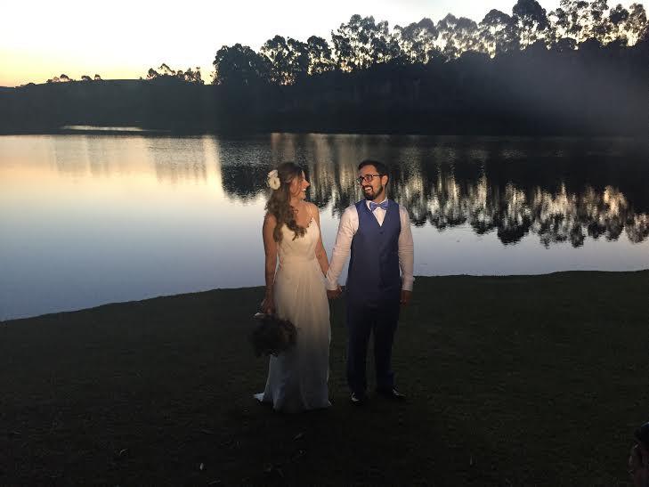 Adriana e Paulo - Fazenda Lageado