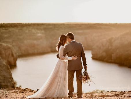 Elopement Wedding - Alagoas