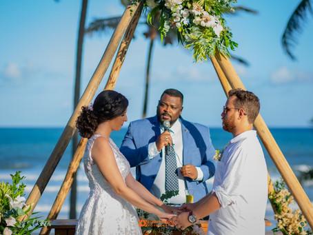 Natasha e Matheus - Casamento na Bahia