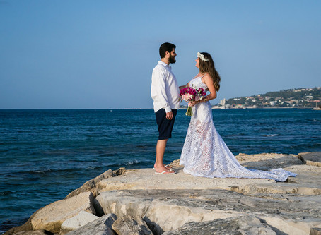 Elopement Wedding - Jamaica