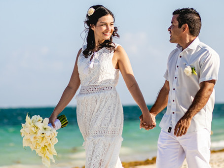 Franciellen + Fernando | Elopement Wedding México