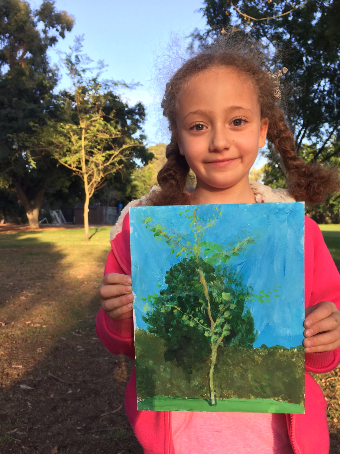 Art classes for kids SF