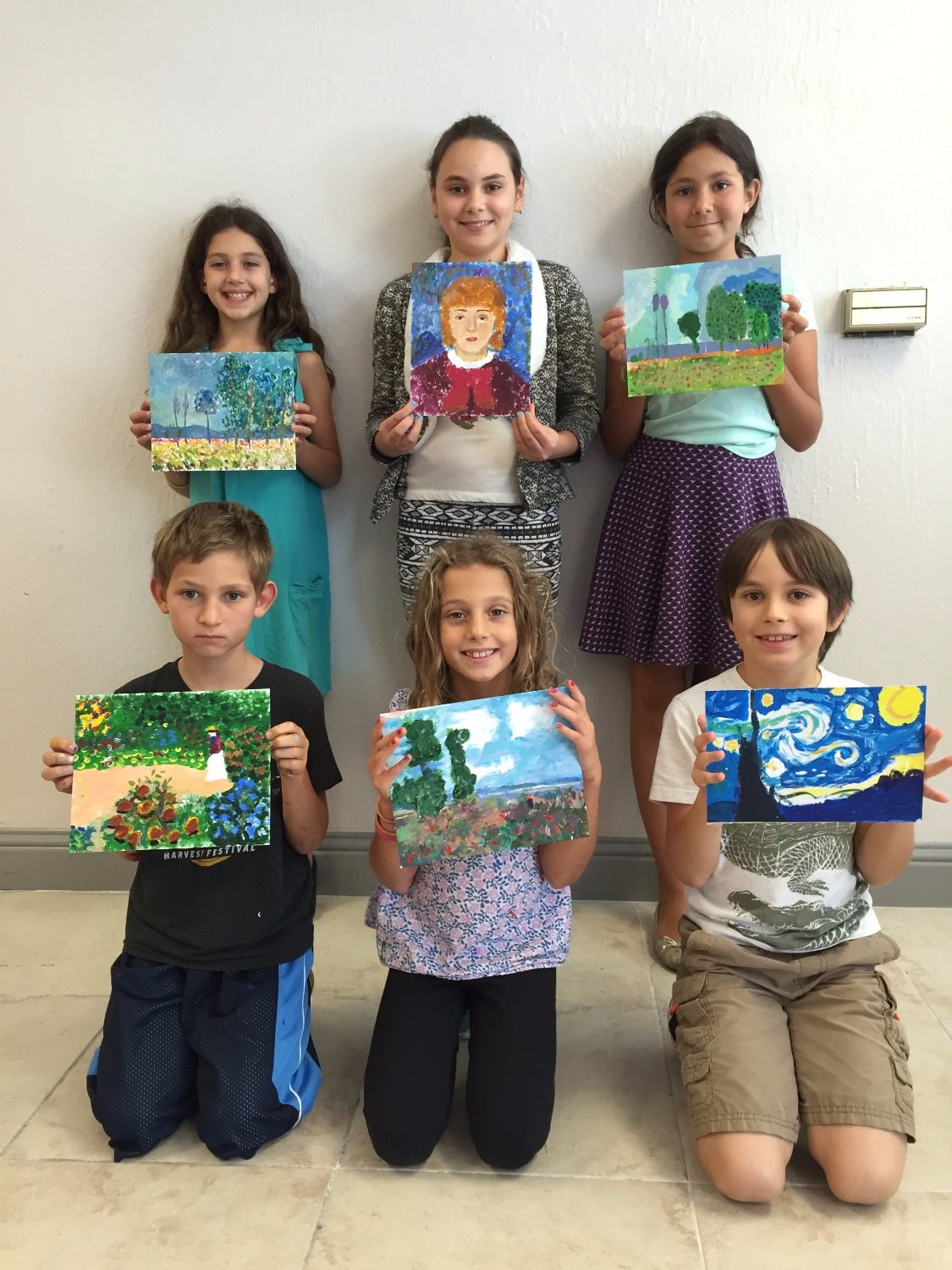 Winter art camps San Francisco