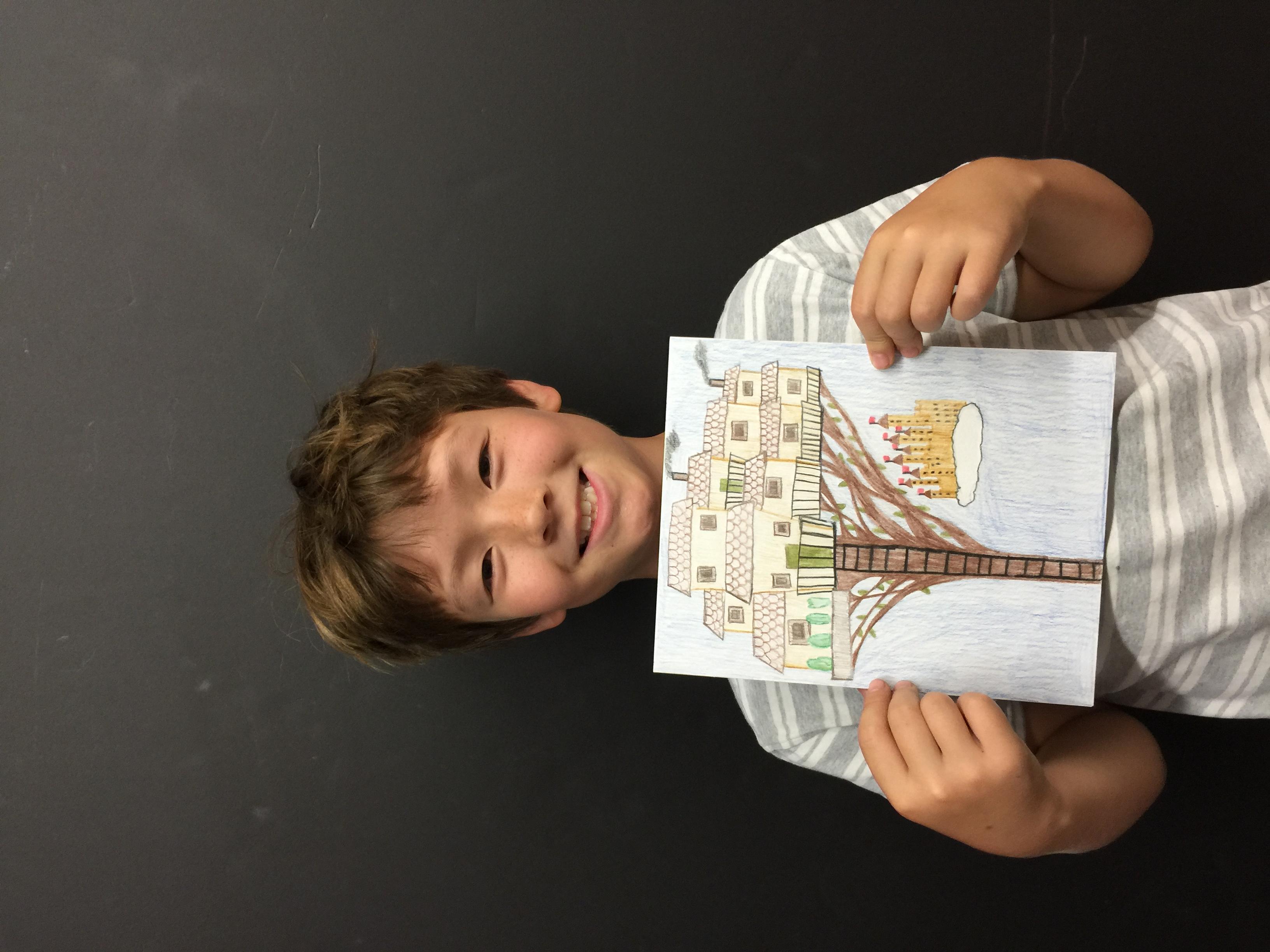 Drawing Class for Kids San Jose