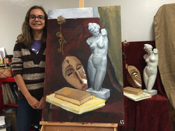 Classical Art Classes in San Jose