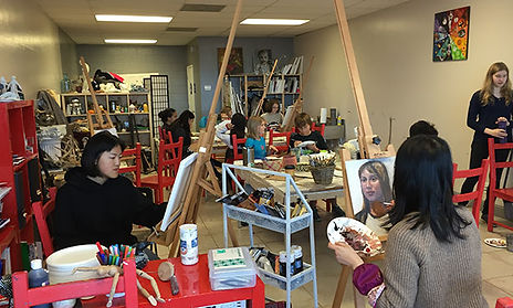 Best Art Classes in Mountain View