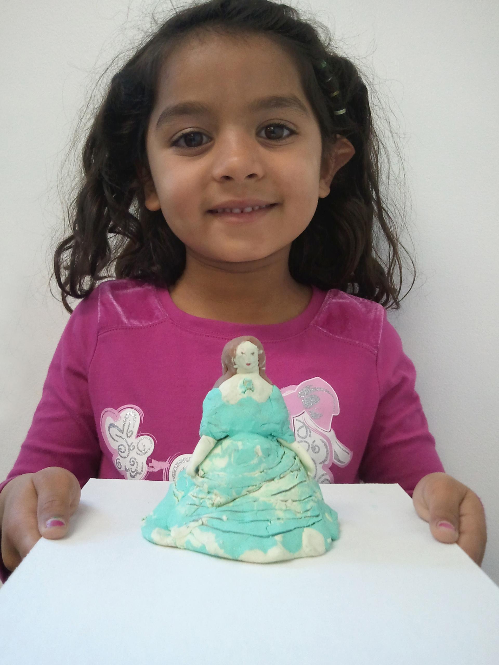 "Malika ""Porcelain Doll"""