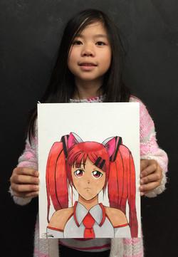 Manga Art Calss