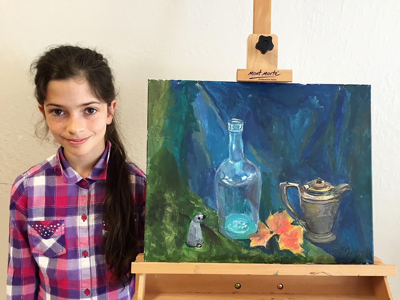 Art Class for Homeschoolers
