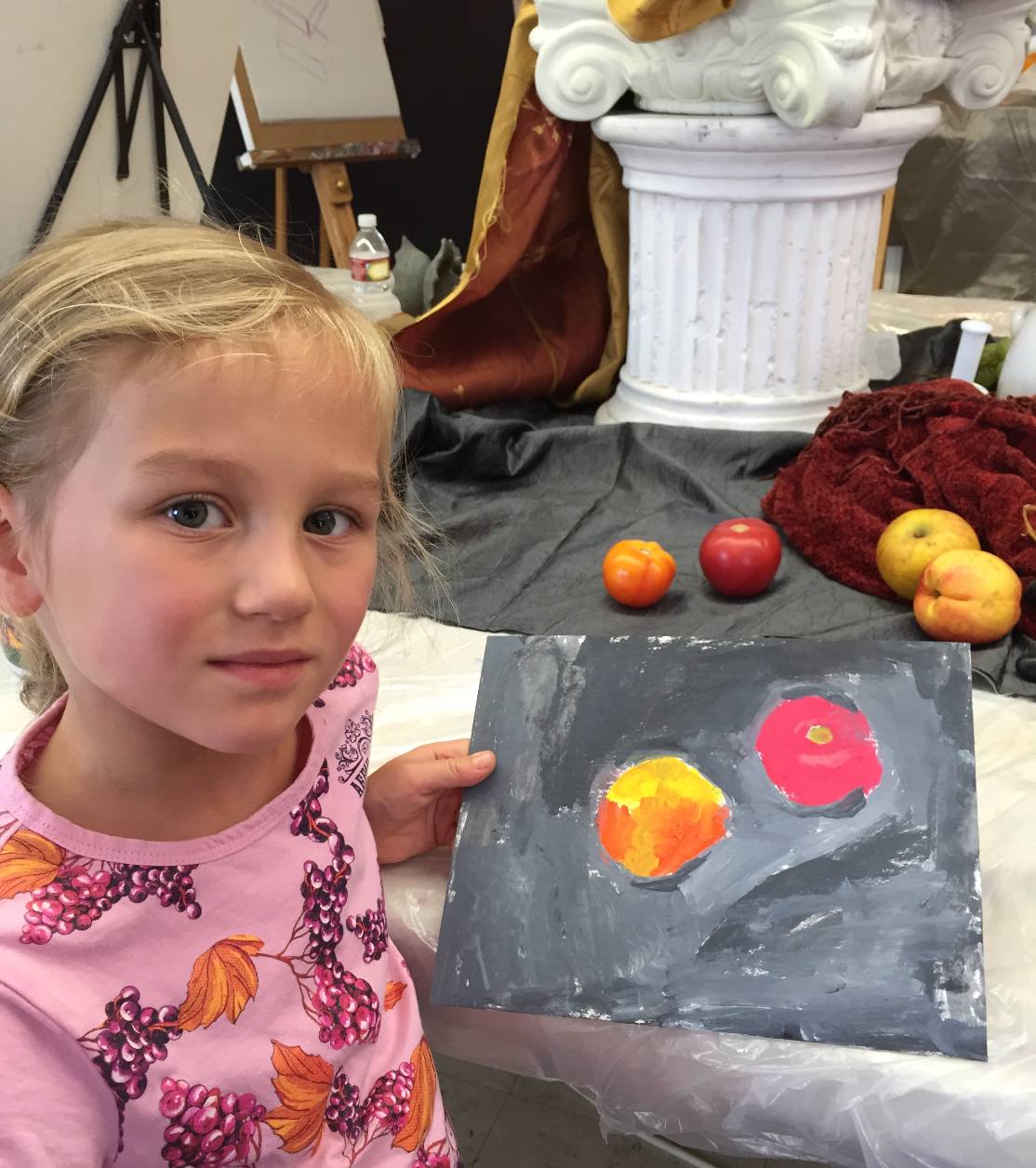 Mountain View kids art studio