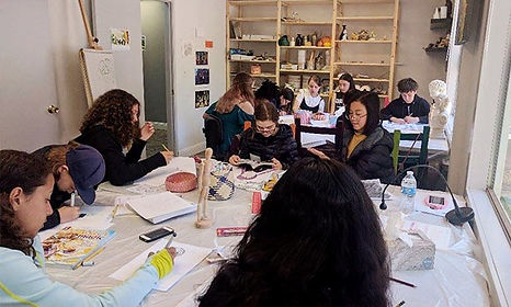 best art classes in San Francisco