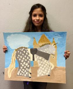 Kids painting classes San Jose