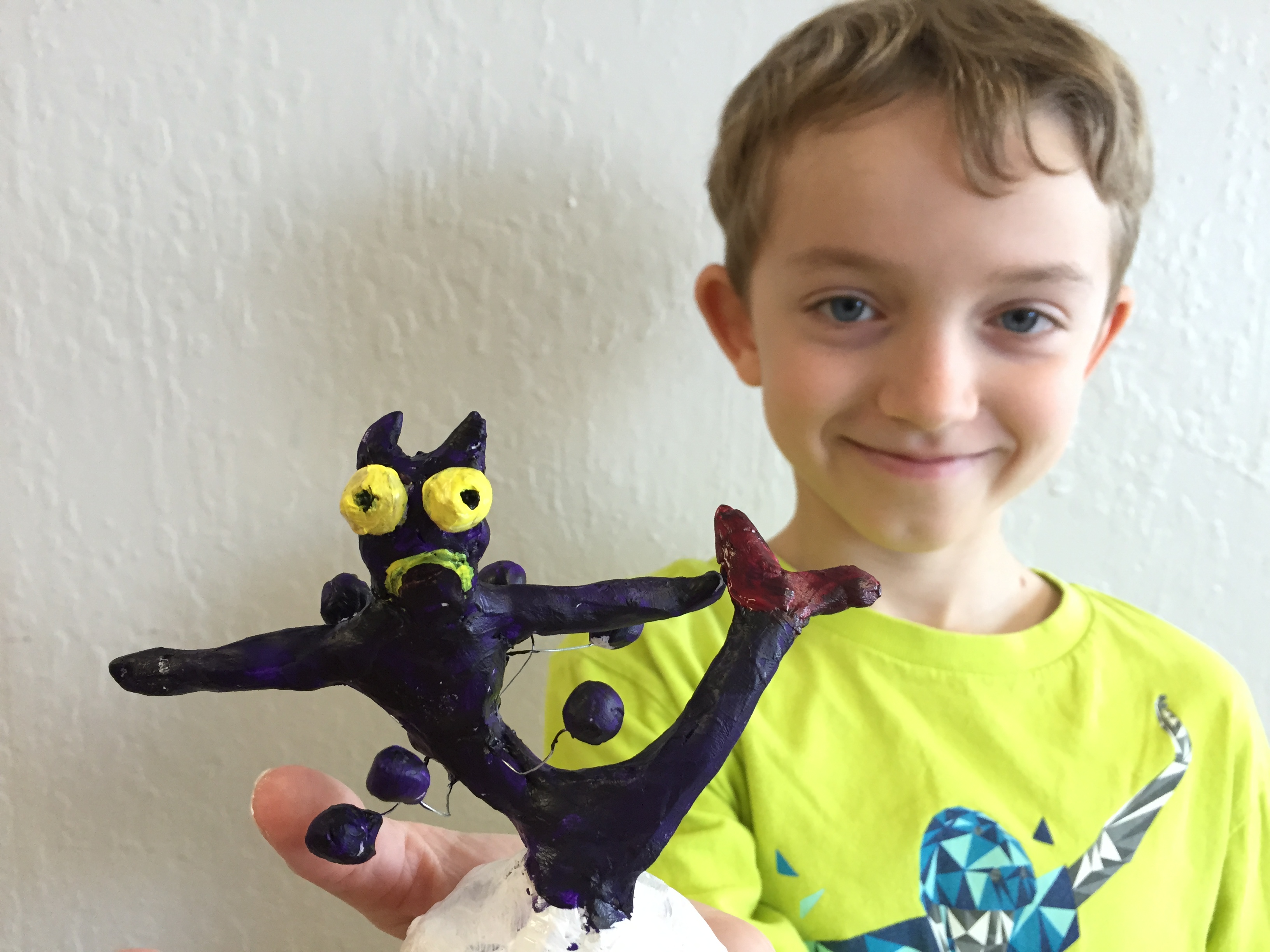 Sculpting for Homeschoolers