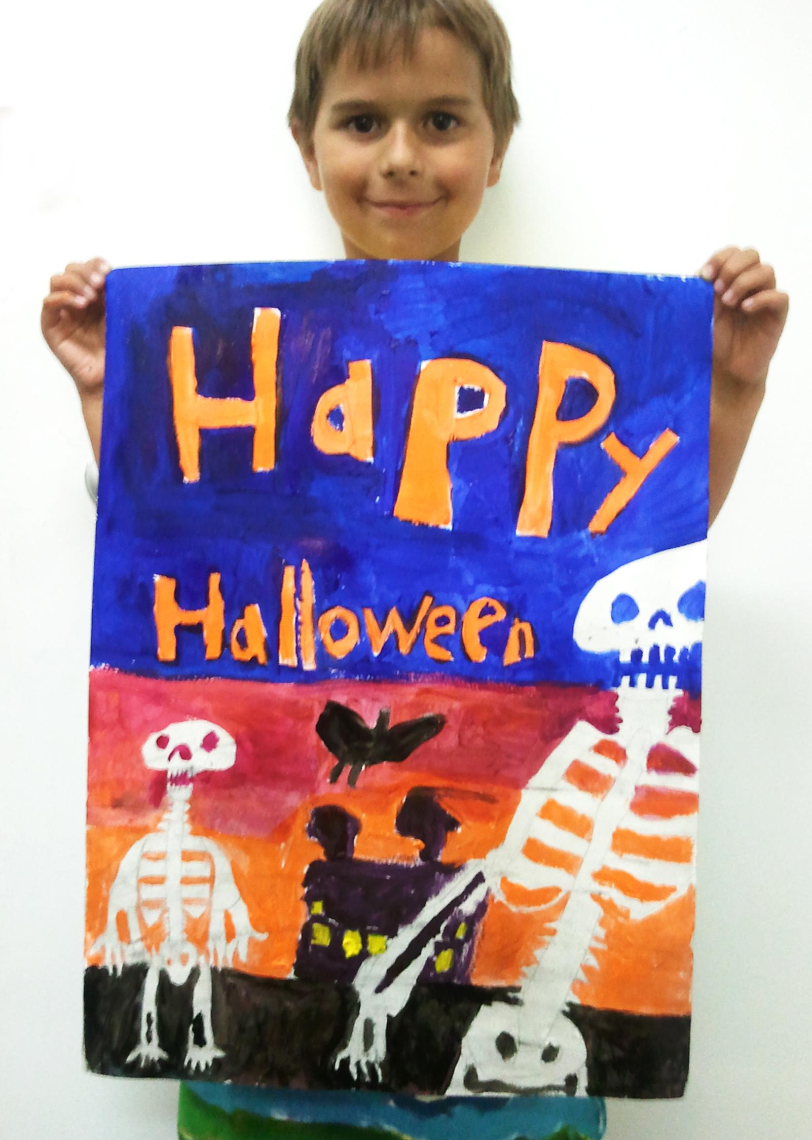 "Peter Tupitsyn ""Happy Halloween"""