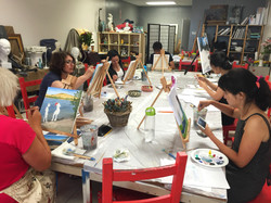 Advanced Art Class for Adults