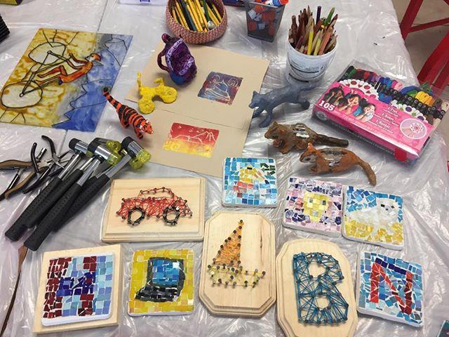 More from Unusual Art Materials art camp