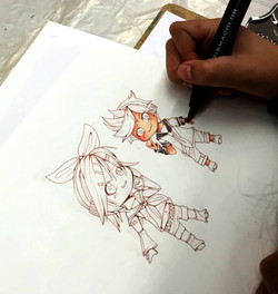 Learn to Draw Chibi