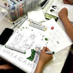 Comic Drawing Class San Francisco