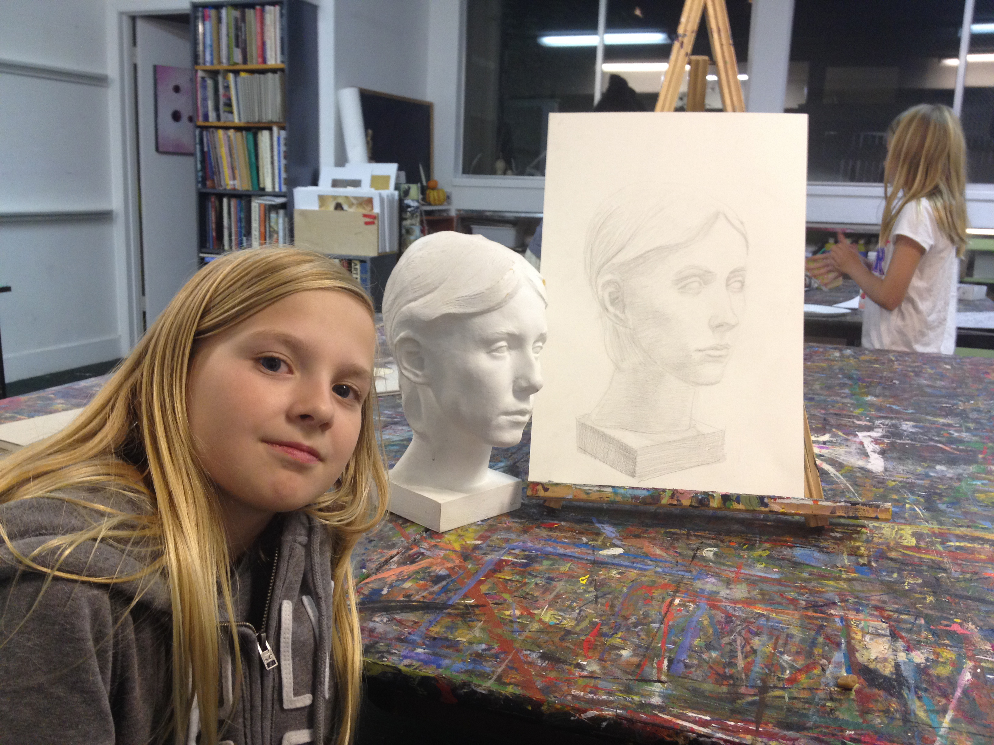 San Jose art classes