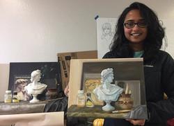 Meitali and her study of Apollo