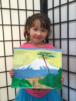 Painting classes for kids in SF