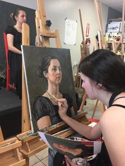 Live Online Art Lessons