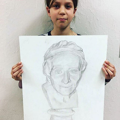 All About Drawing (MV, 10-16 yrs)