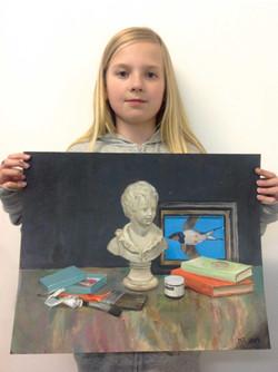 Art classes for kids in San Jose