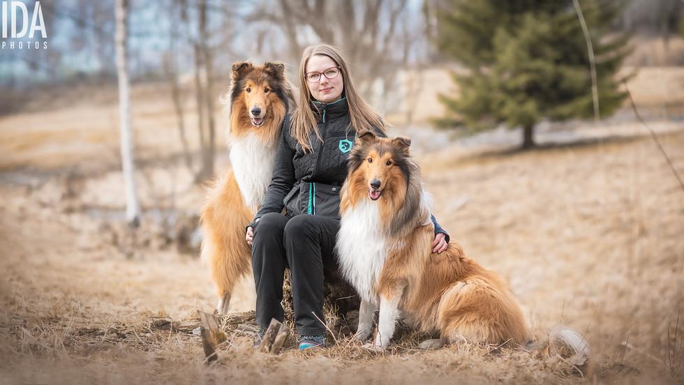 Koda, Kelmi & Kiira