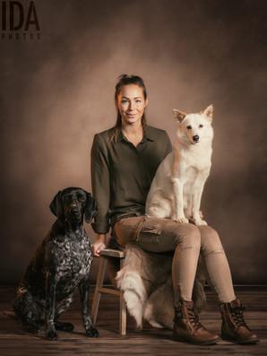 Lotta, Rihla ja Lara