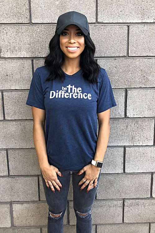 Be The Difference Triblend Tee