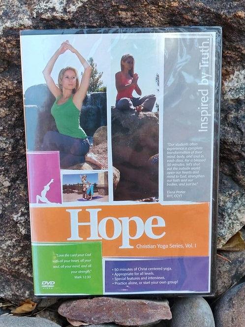 Christian Yoga Series 1 DVD