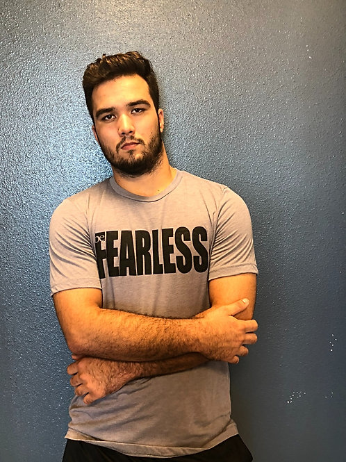 Be Fearless Unisex Triblend Tee