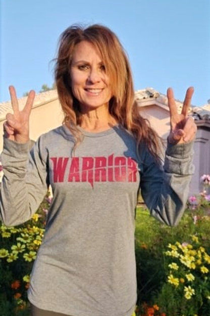 Warrior Unisex Long Sleeve