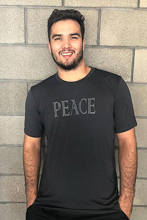 Peace Unisex Viscose Fashion Tee