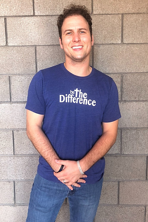 Be The Difference Viscose FashionTee