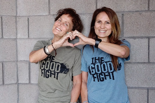 The Good Fight (Unity) Unisex Triblend Tee